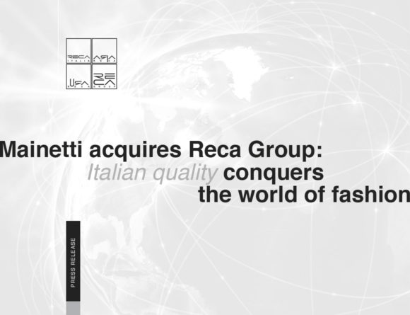 Mainetti Spa acquires Reca Group